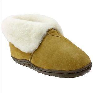Ciabatta's Men's Genuine Sheep Skin Slippers Mocs